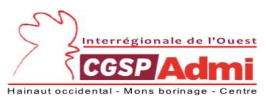 CGSP Admi